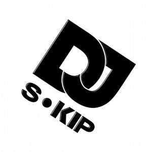 ElectricRUSH | DJ Skip Logo Design without Background