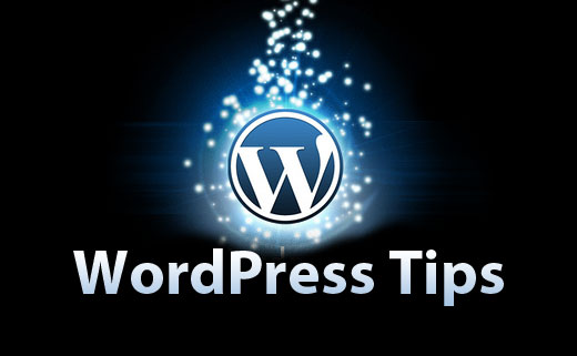 WordPress Tips by Ideas and Pixels