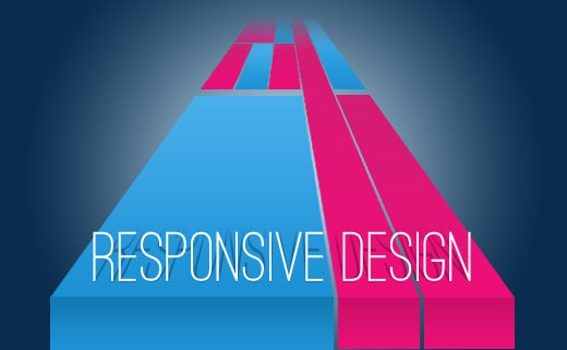 Responsive Web Design Large