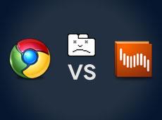 Google Chrome crashing with Shockwave