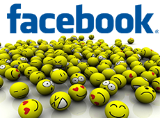 New Facebook Emotion Icons